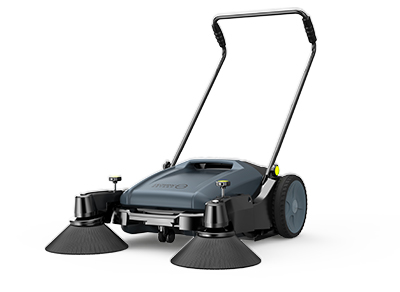 扬子手推式无动力扫地机好不好用?