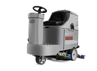 驾驶式洗地机哪个品牌好?
