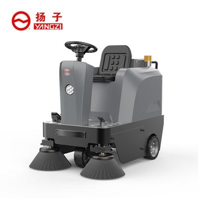 在车间使用手推式扫地车该注意的事项