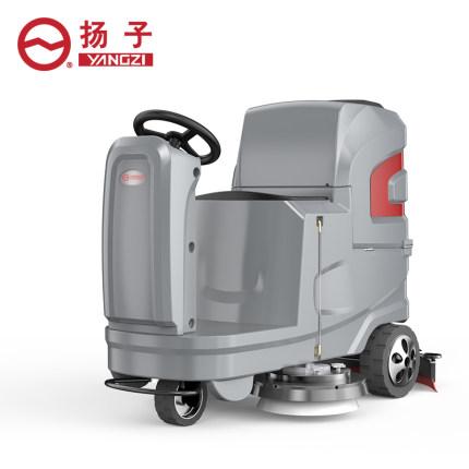 全自动洗地机适合在哪些地面使用?