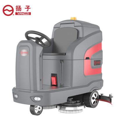 扬子洗地机是工业粉尘的克星