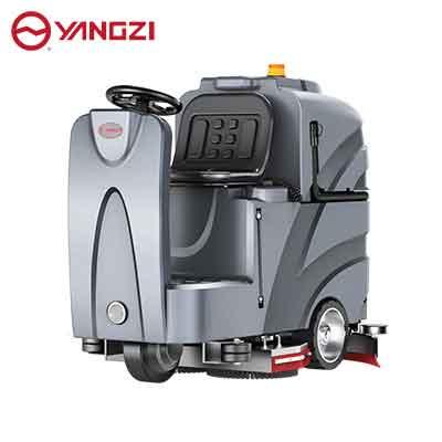 扬子X8驾驶式洗地机
