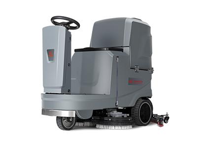 扬子驾驶式小型洗地机最低价格多少钱?