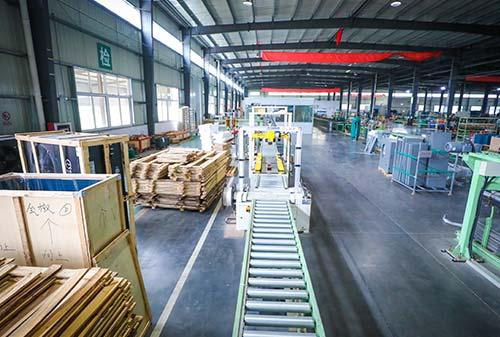 扬子清洁设备厂房细节2