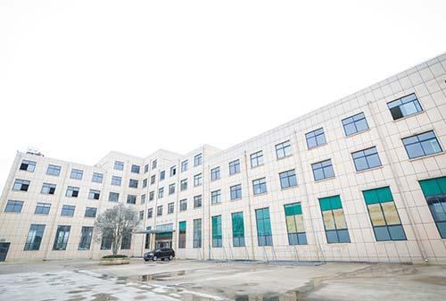 扬子清洁设备厂房展示