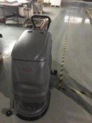扬子洗地机在工厂