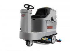 驾驶式洗地机如何使用?