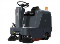 驾驶式扫地车适合在什么地面环境工作?