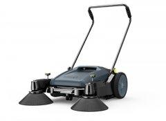 手推式无动力扫地机有哪些优势?
