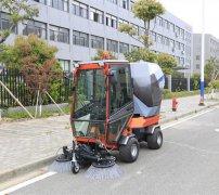 工业扫地车能够给工厂带来哪些好处