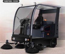 扫地车主要由哪些功能系统组成