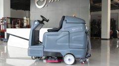 驾驶式洗地机在工业场所使用的优势