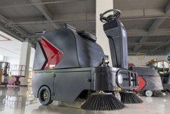 驾驶式扫地机在运输的时候需要注意什么