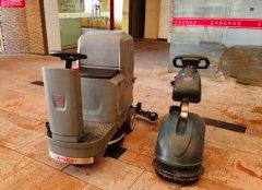 工厂洗地机日常使用要注重细节问题