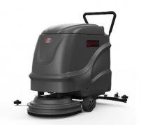 全自动电瓶式洗地机如何实现高效清洁