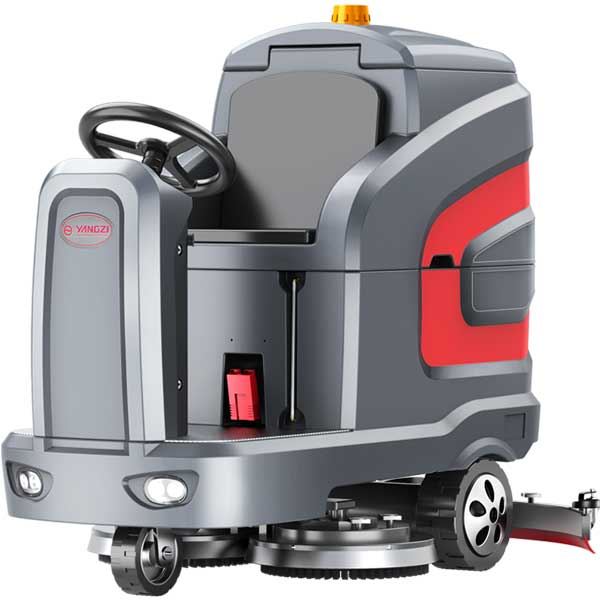 扬子X7驾驶式洗地机(免维护款)