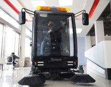 工业扫地机使用久了效率变差是怎么回事