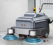 手推式洗地机正确使用方法?注意事项