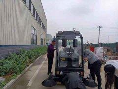 下雨天扫地车可以正常使用吗
