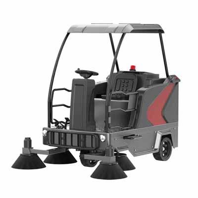 扬子YZ-S8驾驶式扫地机
