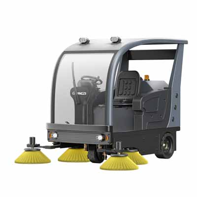 扬子YZ-S9驾驶式扫地机