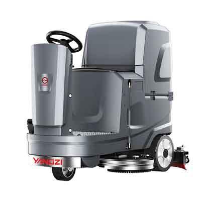 扬子X5驾驶式洗地机