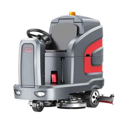 X7驾驶式洗地机