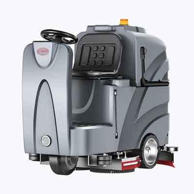 X8驾驶式洗地机