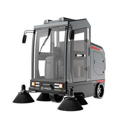 S12驾驶式扫地机