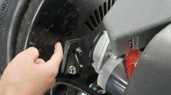 洗地机刷盘电机罢工怎么办